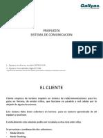 Presentación sistemas de comunicación Raiz Chile