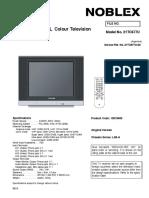 Chasis LA8A_ Manual_Service_21TC677U