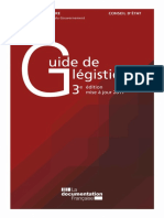 Guide Legistique2017 France