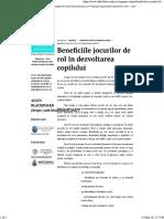 Beneficiile jocurilor de rol în dezvoltarea copilului.pdf