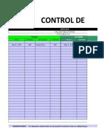 Control de Inventario Compras