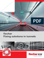 fischer Tunnel construction