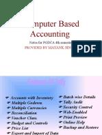 Computer based accounting in hindi