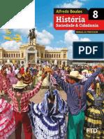 Historia Sociedade e Cidadania 8 Ano