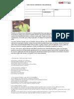 Guía Textos continuos y discontinuos