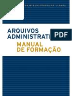 ARQUIVOS ADMINISTRATIVOS - MANUAL DE FORMAÇÃO.pdf