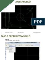 1. EJERCICIO A DESARROLLAR mastercam