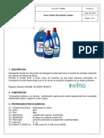 FT0605-Detergente liquido
