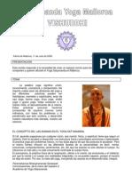 Revista Vishuddhi nº1