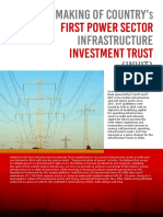 Making Of Country's First Power Sector INVIT