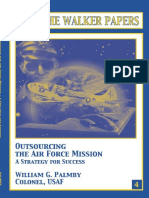 Outsourcing the Air Force Mission