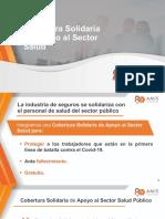 CPM AMIS Cobertura Solidaria Sector Salud, 14may20
