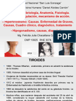 Hipertiroidismo 2019-II