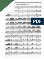 G.L. Stone - Stick Control For The Snare Drummer regolare-29
