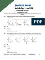 JEE _Main_ Online Exam _08-01-2020_ Shift-I.pdf
