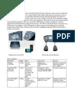 Wireless Body Monitors