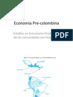 Economía Pre-colombina