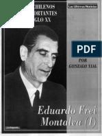Gonzalo Vial Correa - Eduardo Frei Montalva (I) [artículo]