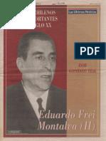 Gonzalo Vial Correa - Eduardo Frei Montalva (II) [artículo]