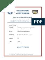 H.C PSIQUIATRÍA