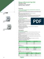 DT2-Bloque diferencial Vigi C60