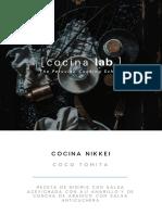 Coco Tomita - Nigiris