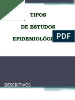 TIPO DE ESTUDOS EPIDEMIOLOìGICOS (4)