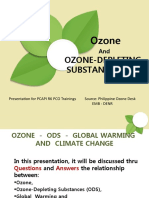 OZONE LAYER AND ODS