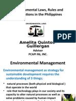 Environmental Laws