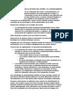 INSTRUMENTOS PARA EL ESTUDIO DEL ESTRÉS Y EL AFRONTAMIENTO