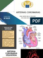 ARTERIAS CORONARIAS.pptx