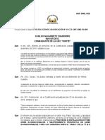 5. Resolución de adjudicación