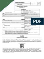 FORMACIÓN ACADÉMICA GUÍA-TALLER ÁREA DE CIENCIAS SOCIALES GRADO QUINTO PERIODO 03 NOMBRE_