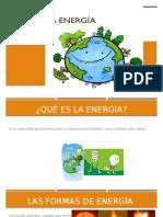 EXPLICACION DE TRANSFORMACION DE ENERGIA