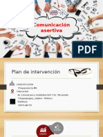 Taller comunicación acertiva investigación