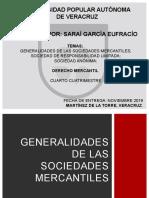 SOCIEDADES MERCANTILES EXPOSICION 1