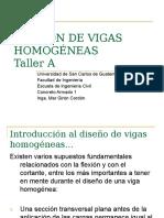 TallerAFlexionVigasHomogeneas