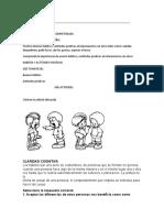 TALLER DE ETICA Y VALORES SEGUNDO PERIODO