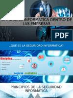 Seguridad Informática dentro de las Empresas
