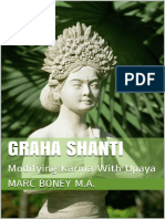 Marc Boney - Graha Shanti_ Modifying Karma With Upaya-Saraswati Publications (2017)