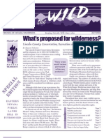 Summer 2004 Friends of Nevada Wilderness Newsletter
