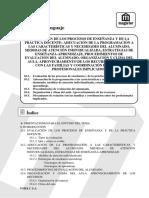 Tema 10 AL. Evaluación de Los Procesos de Enseñanza