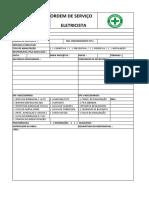 ORDEM DE SERVIÇO DE ELETRICISTA - Copia.xlsx