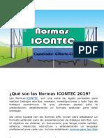 CAPACITACION EN NORMAS ICONTEC 2019.pptx