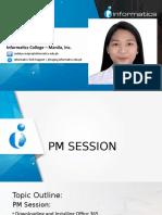 151 - PM-SESSION.pptx