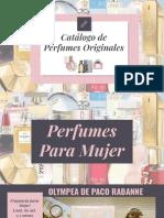 Catálogo de Perfumes Originales Hombre y Mujer ACTUALIZADO-2