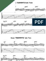Estudio Arpegios Jazz