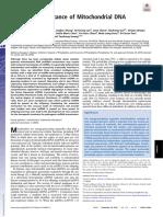 Biparental inheritance of mitochondrial DNA in humans.pdf
