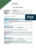 GUíA INSTRUCCIONAL ESCOLARIZADO Derecho Penal I (semana 1 y 2)