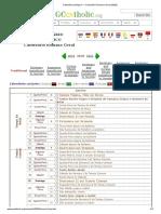 Calendário Litúrgico — Calendário Romano Geral (2020)